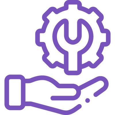 pictogramme support technique